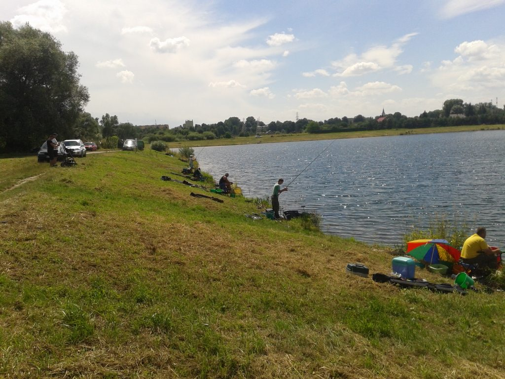 Jezioro Kruki Oświęcim